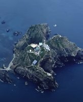 A peaceful island, Dokdo