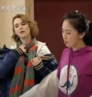Happy Chinese Ep 8 –  Keep covered in Spring and don't wear too much in Autumn (Short play)