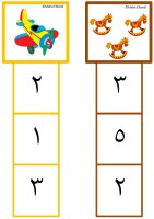 Number cards activity