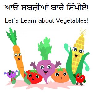 Let's Learn about Vegetables!