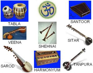 Indian Musical Instruments-PowerPoint presentation
