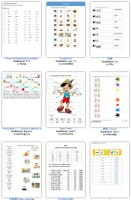 Chinese live worksheets