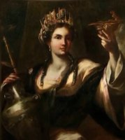 Artemis, the first female commander and admiral in the history of Iran and the world