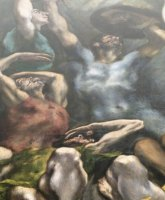 The Easter through El Greco's paintings