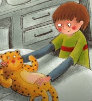 The story of 'The Day the Leopard Got Sick'