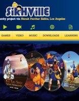 SikhVille - Website